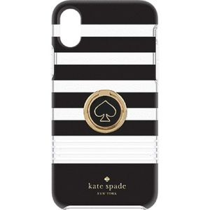 Kate Spade   Stability Ring Case   iPhone XS Max